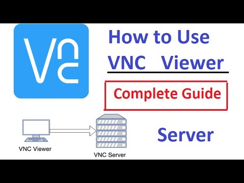 VNC Viewer/VNC Server How To Use Download And Complete Installation