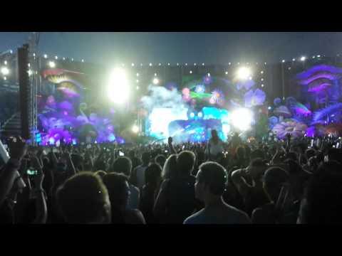 EDC 2013 Las Vegas - Dash Berlin - City of Dreams (HD)