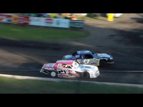 Stock Car Heat 2 @ Hamilton County Speedway 07/15/17