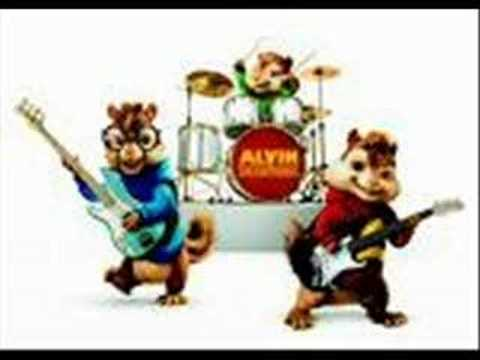 alvin and the chipmunks oo ee oo aa