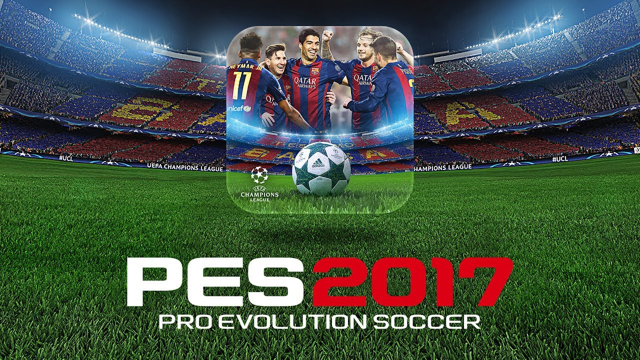 PES 2017 Mobile Launch Trailer - Pro Evolution Soccer Brasil