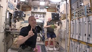 A Quick Tour of International Space Station | Video