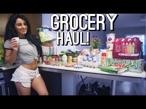 MOVING IN GROCERY HAUL | That Prep Life Episode 46