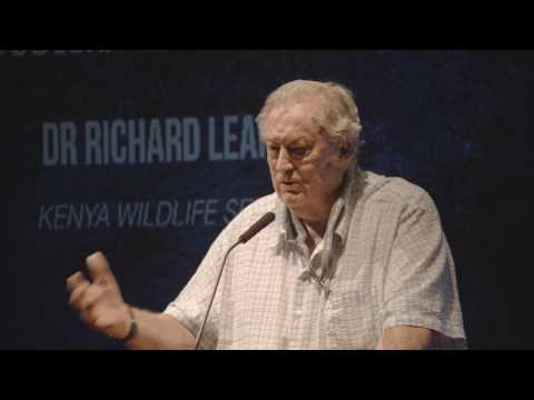 CONSERVATION LAB 2017: DR RICHARD LEAKEY ON LINKING TRAVEL AND CONSERVATION
