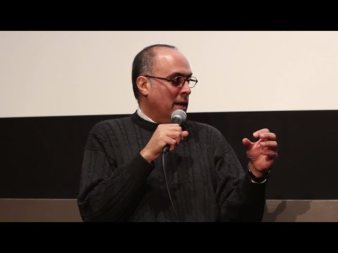 '24 Frames' Q&A | Ahmad Kiarostami & Godfrey Cheshire