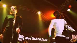 Kwabs - Perfect Ruin @North Sea Jazz 2013