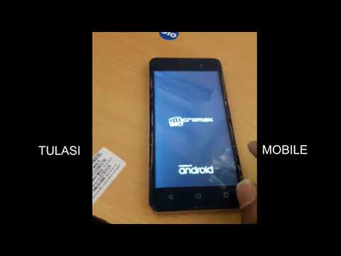 micromax q350 flashing ||HOW FLASH MICROMA Q350||HARD REST DONE