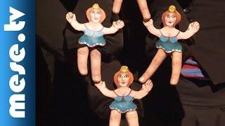 Dobronka cirkusz, világszám! Fürge ujjak kötéltáncoscsoport (bábszínház gyerekeknek)
