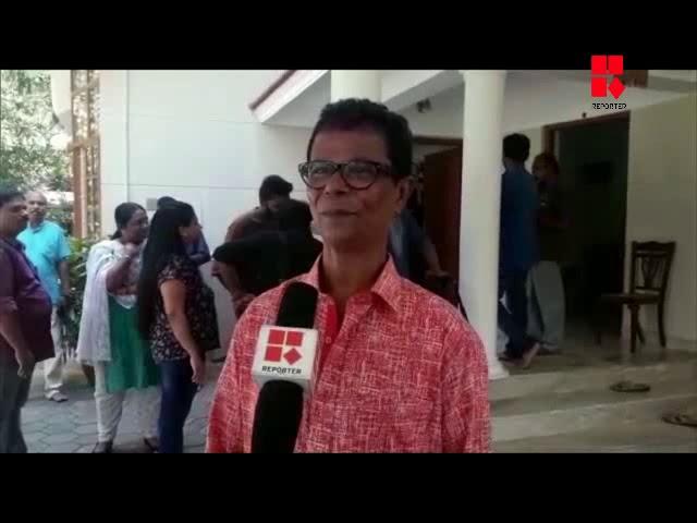 അവാര്ഡ് ലഭിച്ചതില് അഭിമാനമുണ്ടെന്ന് ഇന്ദ്രന്സ്_Reporter Live