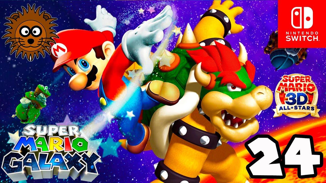 Super Mario 3D All Stars: Super Mario Galaxy en Español #24 - Juegos de Mario Bros - Nintendo Switch