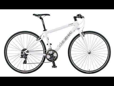 [TOAN THANG CYCLES] Xe đạp touring Louis Garneau LSG CHASSE White