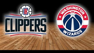Washington Wizards vs  LA Clippers Full Season Highlights   December  1, 2019   2019-20 NBA