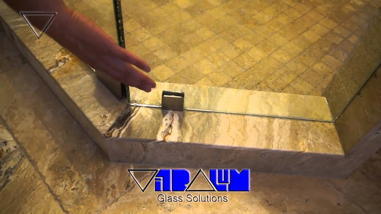 Vitralum Glass Solutions How To Avoid Water Leakage From Frameless