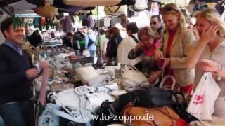 Die besten Märkte in Italien - Outlet Lederwaren Handtaschen Feinkost Spezialitäten Mode