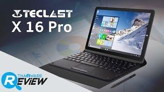 รีวิว Teclast tPAD X16 Pro โน๊ตบุ๊คแท็บเล็ต 2 ระบบปฏิบัติการทั้ง Windows และ Android