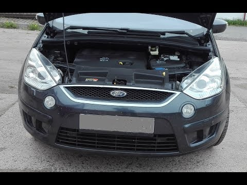 How To Replace Change Xenon D1s Or H7 Head Light Bulb On Ford S