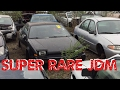 Junkyard Exploring| Search For A RARE Honda