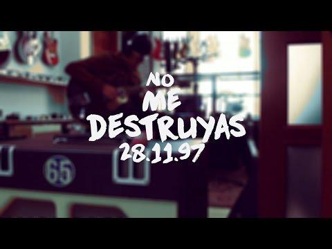 Mi Sobrino Memo - No Me Destruyas (Cover)