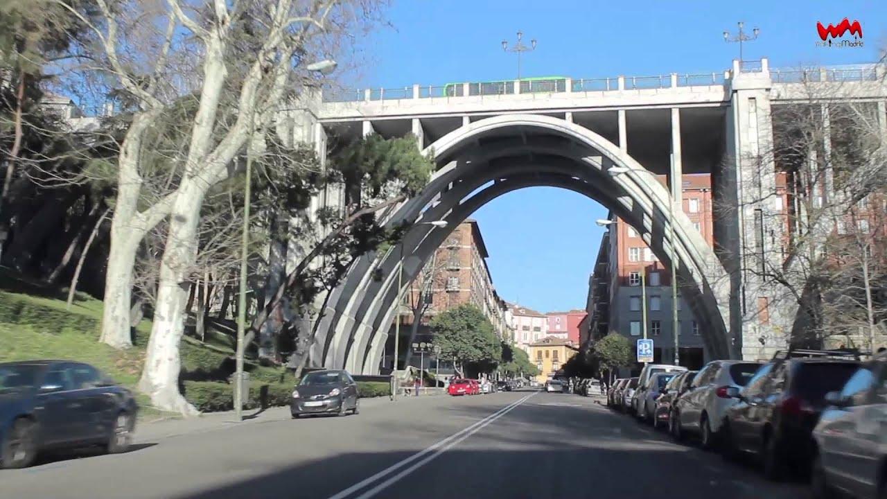Primavera en madrid un paseo por puente toledo plaza de for Discoteca plaza de los cubos madrid