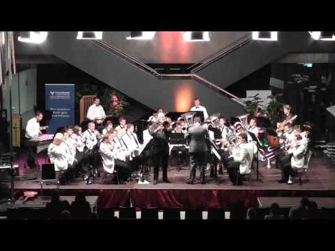 Tres Palabras - Solo for Trombone and Brass Band
