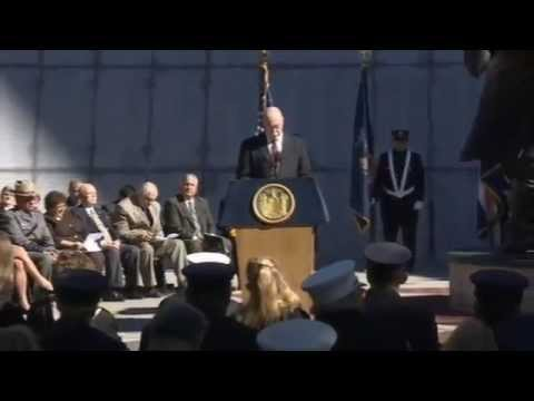 Lieutenant Governor Duffy Attends Police Memorial