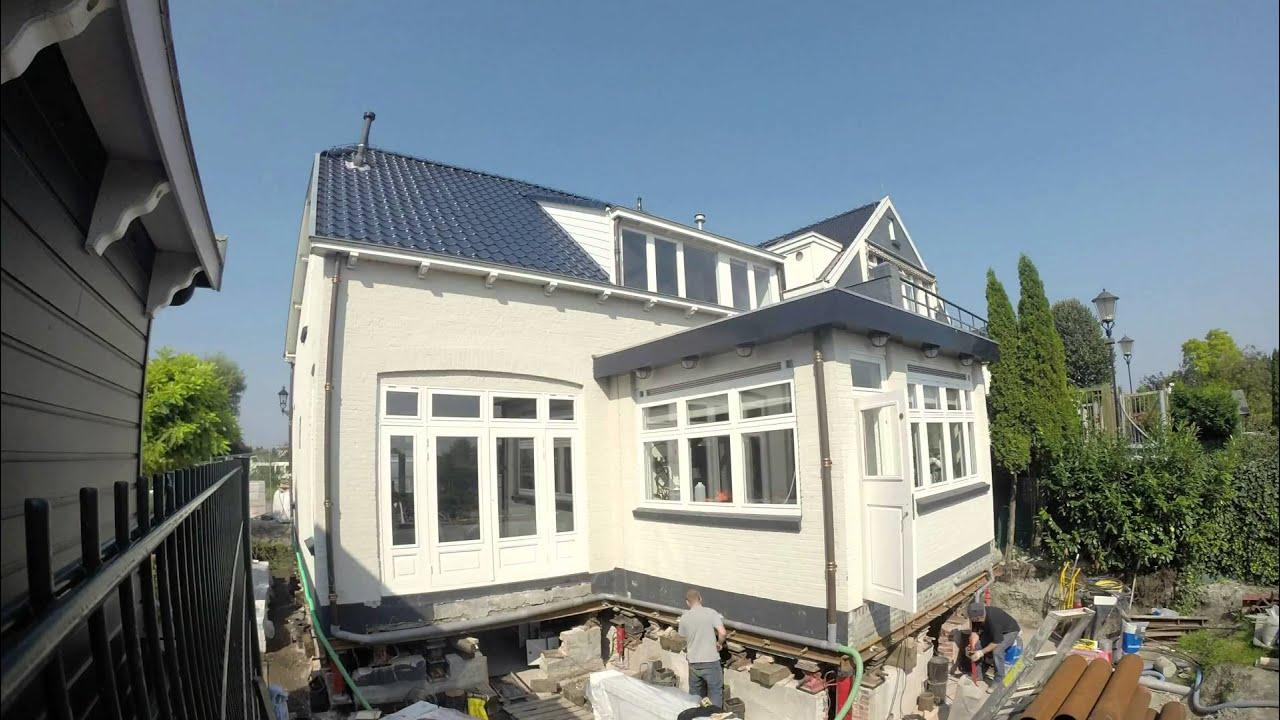 Huis optillen youtube - Huis bourgeois huis ...