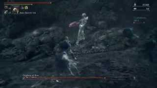 Bloodborne - Orphan of Kos cutscenes