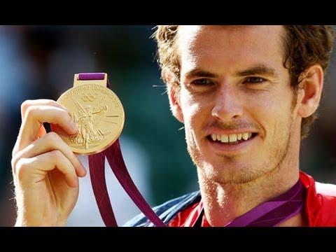 Murray vs Federer (Olympic Tennis)