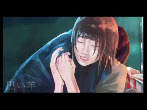 イラストメイキング 「欅坂46~黒い羊~」