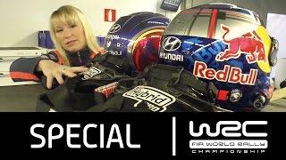 WRC Rallye Monte-Carlo 2016: Hyundai Motorsport Logistics