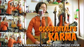 Occidentali's Karma - Francesco Gabbani cover - Sanremo / Eurovision 2017