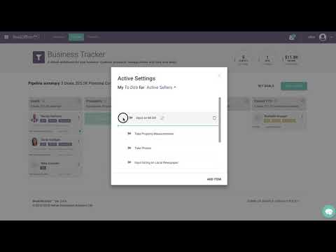 3  Business Opportunity Tracker — RealOffice360 - Free Real