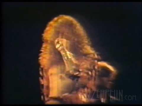 Led Zeppelin - Whole Lotta Love (Los Angeles 1975) (Rare Film Series)