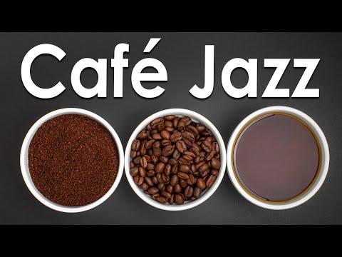 Bossa Café Jazz - Coffee Jazz & Bossa Nova Music for Work, Study, Relax - Instrumental Jazz Music