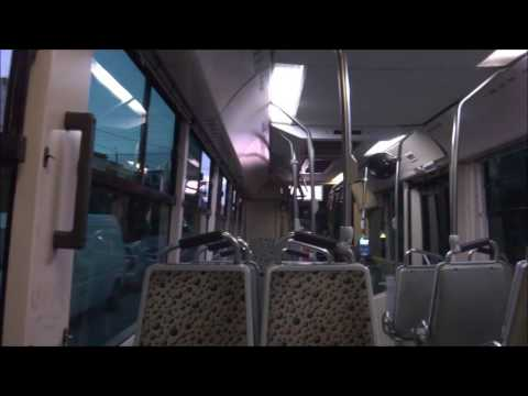 Athens Bus: Riding a Irisbus/Iveco Agora S CNG (natural gas) (5)