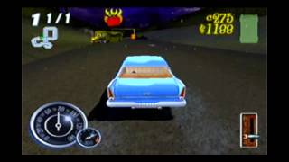 Smash Plays Chrysler Classic Racing | Part 2 - Flamin' Bottle o' Gasoline