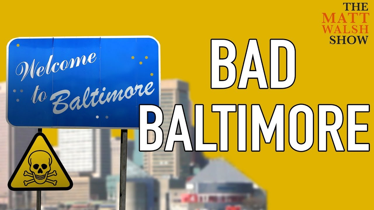 Is Baltimore Really That Bad?