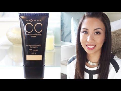 max factor foundation cc cream