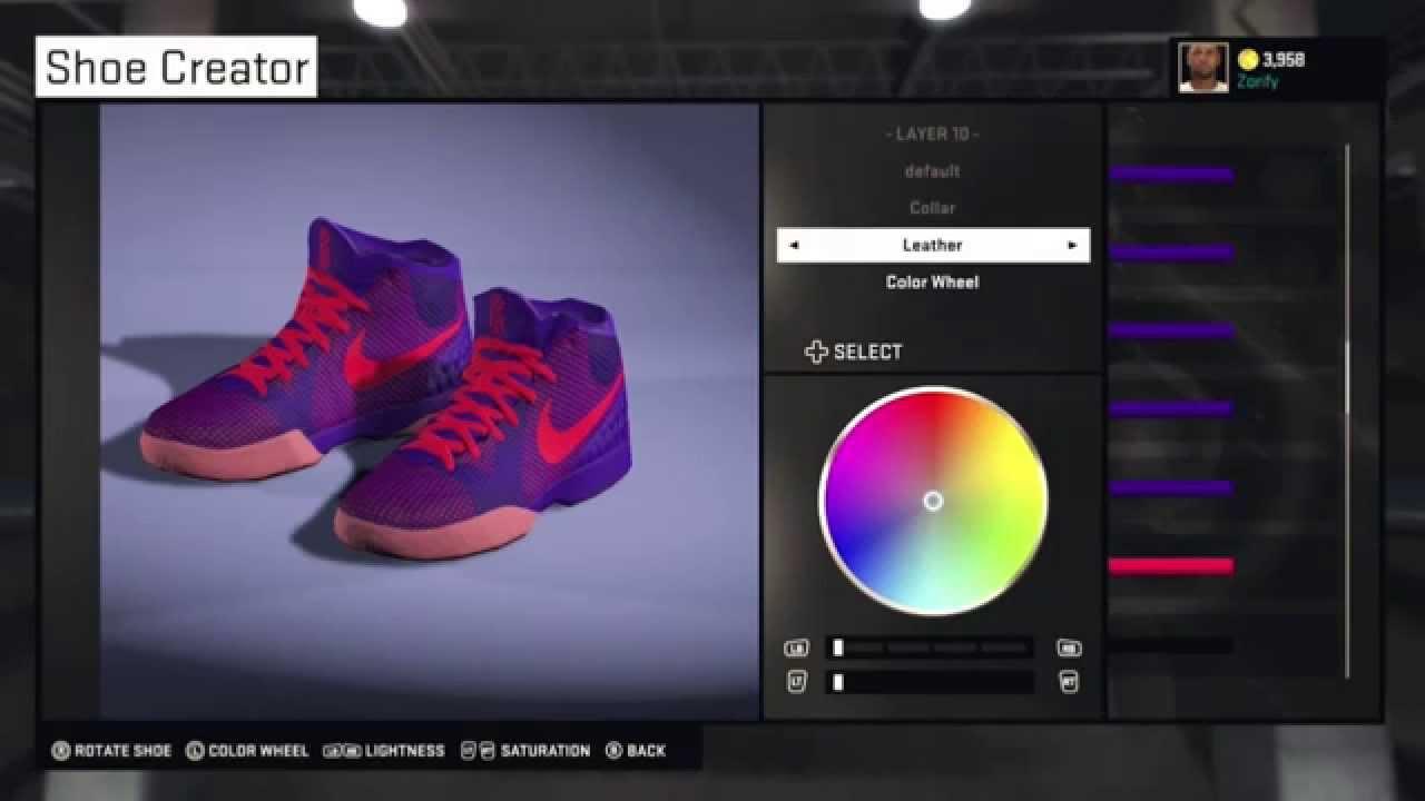 size 40 5c0d8 15f75 ... discount code for nba 2k15 shoe creator nike kyrie 1 id all star 1aaf8  9885e