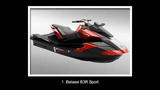 """☯""""Top 10 Most Luxurious Jet Skis"""""""