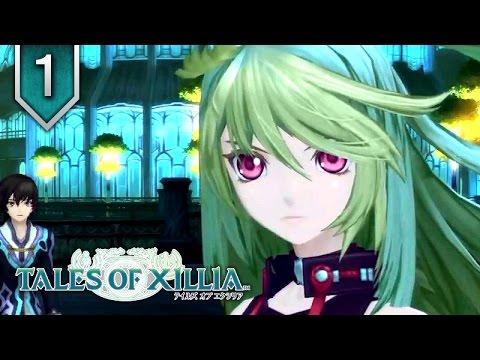 Tales Of Xillia – Episode 1: First Encounter ★ Movie Series / All Cutscenes