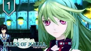 Tales of Xillia ★ Episode 1 ★ Movie Series / All Cutscenes + Boss Fights
