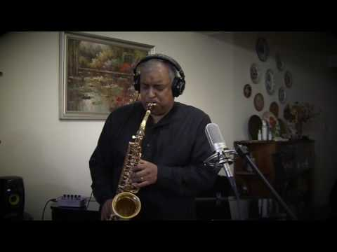 O Hansini   Zehreela Insaan   Saxophone Cover #176   Stanley Samuel   Singapore