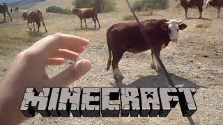 MİNECRAFT GERÇEK OLSAYDI (Minecraft Real Life)