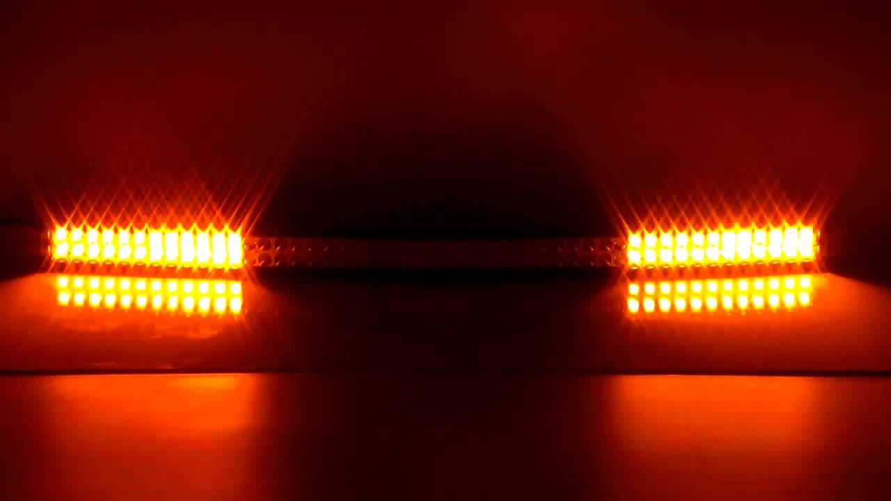Lbr 50c 50 Quot Curved Off Road Light Bar Dual Color Amber