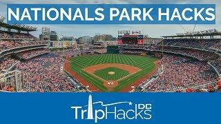 Washington Nationals Baseball Gameday Tips & Hacks