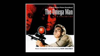 The Omega Man (1971) - Ron Grainer Score (Selected Tracks)