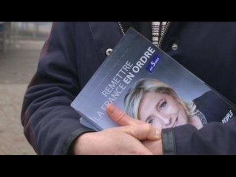 Présidentielle en France : Le Front national à la conquête de nouveaux électeurs