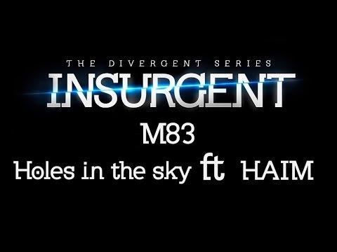 M83 - Holes in the sky ft HAIM (instrumental & lyrics)