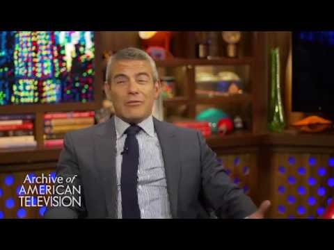 Andy Cohen discusses his contribution to Bravo and television in general- Emmytvlegends.org